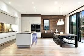 Apartment Interior Supply Tucson Kitchen Excellent Open Plan Dining Room Design With Gold Contemporary Large Black Table And Glass Sliding Door Ideas