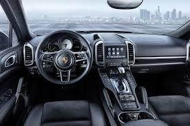 2018 Porsche Cayenne Interior s 459 Carscool