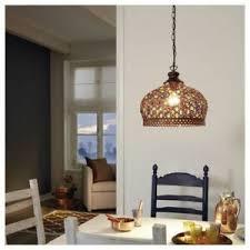 details zu pendelleuchte e27 küche orientalisch stahl wohnzimmer