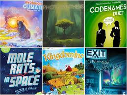 The Ten Best Board Games Of 2017