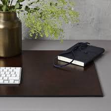 Leather Desk Blotters Uk by Personalised Leather Desk Mat By Life Of Riley