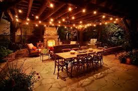 Ideas Outdoor Patio Lights Incredible Idea to Create Outdoor
