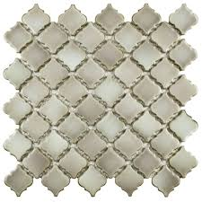 Home Depot Merola Lantern Ceramic Tile by Merola Tile Hudson Tangier Sapphire 12 3 8 In X 12 1 2 In X 5 Mm