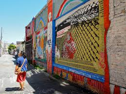 Clarion Alley Mural Project by An Ode To San Francisco Street Art
