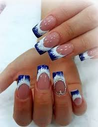 cute nail tip designs best 25 french tip nail designs ideas on