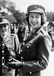 Britains Most Decorated Soldier Ever by The 18 Year Old Princess Elizabeth Helps Britain U0027s Efforts In