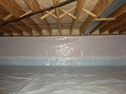 Insulating Cathedral Ceilings With Spray Foam by Spray Foam Insulation And White Cap Crawl Space Encapsulation