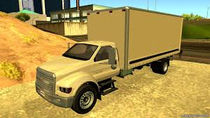 Trucks For GTA San Andreas: 428 Truck For GTA San Andreas