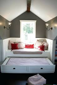 Attic Bedroom Color Ideas Remember When Finally Got His Own Room They Converted