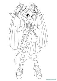 My Little Pony Equestria Girls Coloring Pages Sunset Shimmer Printable 50 Lovely Gallery Rainbow Rock