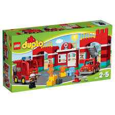 LEGO DUPLO Town Fire Station 10593 - £50.00 - Hamleys For Toys And Games