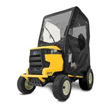 cub cadet sun shade and snow cab kit for xt1 and xt2 lawn tractors