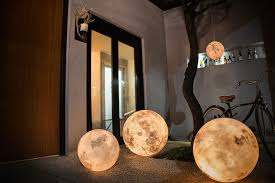 Bring The Moon Into Your Room With This Glowing Luna Moon Lamp
