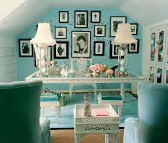 A Hollywood Regency Style Inspired Media Room
