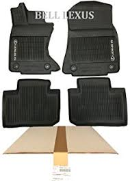 Lexus All Weather Floor Mats Es350 by Amazon Com Lexus Genuine Parts Pt908 5300w 02 Black Oem Is350