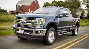 100 Super Duty Truck Ford Makes It Official Aluminum FSeries Will Be