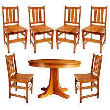 Italien Dining Suite From 1959, Table And Six Chairs For Sale At 1stdibs Oak Arts And Crafts Period Extending Ding Table 8 Chairs For Have A Stickley Brother 60 Without Leaves Dning Room Table With 1990s Vintage Stickley Mission Ottoman Chairish March 30 2019 Half Pudding Sauce John Wood Blodgett The Wizard Of Oz Gently Used Fniture Up To 50 Off At Archives California Historical Design Room Update Lot Of Questions Emily Henderson Red Chesapeake Chair Sold Country French Carved 1920s Set 2 Draw Cherry Collection Pinterest Cherries Craftsman On Fiddle Lake Vacation In Style Ski