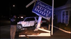 100 Cape Cod Cars And Trucks THAT WONT BUFF OUT SUV Goes Airborne After Hitting Railroad Ties