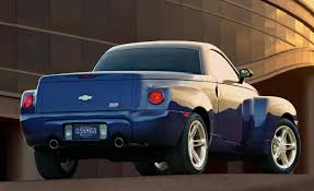 Doomed: Chevy SSR, 2003-2006 - EPautos - Libertarian Car Talk