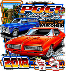 100 Wisconsin Sport Trucks Join POCI In The Beautiful Dells In 2018 GTO Gmc