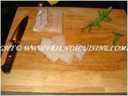 recette italienne poisson et pâtes fraîches à l italienne