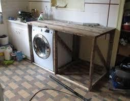 meuble cuisine palette un plan de travail de cuisine en palettes
