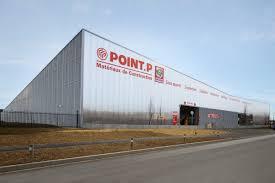 siege social point p a massy point p s installe dans sa première agence éco