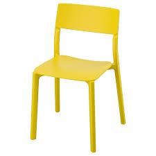 janinge stuhl gelb