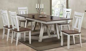 Farmhouse Dining Room Table Set Dinning Rustic Farm Tables Antique For