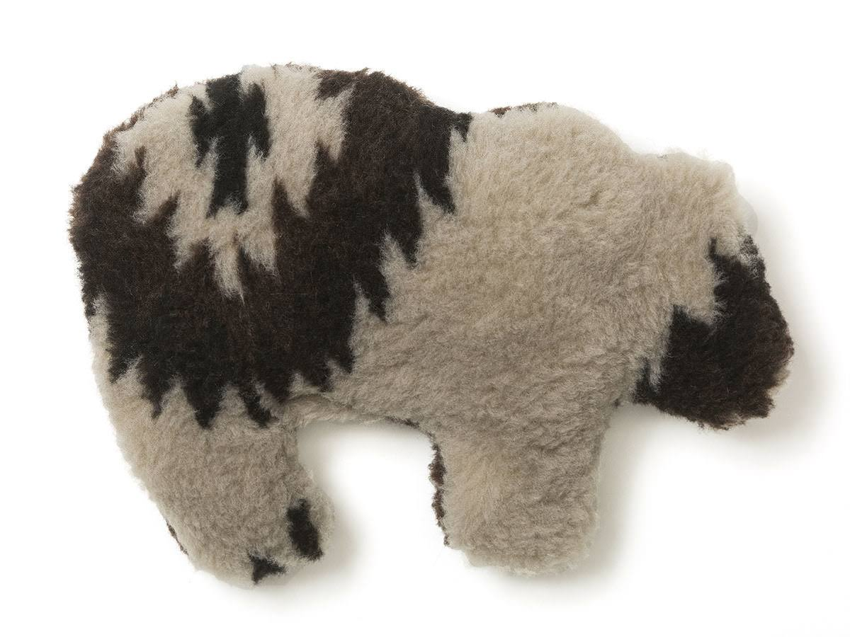 West Paw Dog Toy - Gallatin Grizzly, Diamond