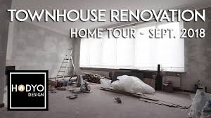 100 Townhouse Renovation Home Tour Before