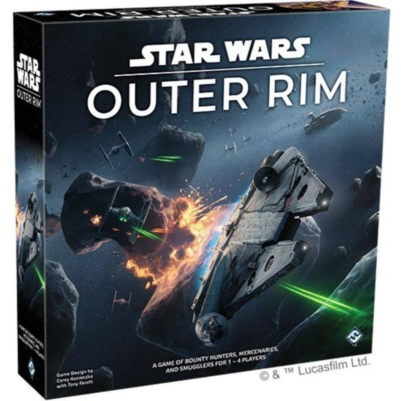 Star Wars - Outer Rim Board Game