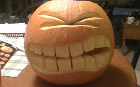 Scary Pumpkin Carving Ideas by Exteriors Diy Outdoor Halloween Decorations Wonderful As Outside