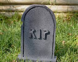 Funny Halloween Tombstones For Sale by Halloween Tombstone Etsy