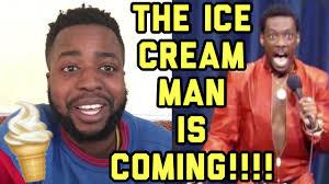100 Eddie Murphy Ice Cream Truck ICE CREAM REACTION WOAH Lol YouTube