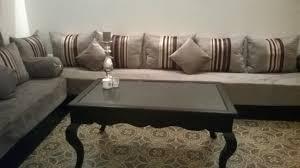 impressionnant tissu salon marocain et tissus salon marocain