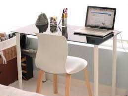 Vivianna Does Makeup Ikea Desk by My New Flototto Pro Chair In Snow White The Glass Desk Workspace