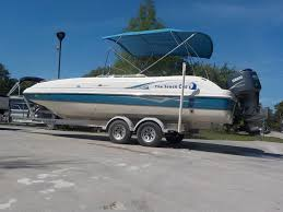 Hurricane Fun Deck 201 by Hurricane Fun Deck Boat Instadeck Us