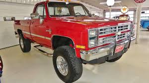 1987 Chevrolet Scottsdale V20 Scottsdale Stock # 326547 For Sale ...