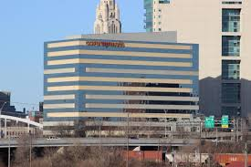 100 Miranova Place Columbus StartUp CoverMyMeds To Sell For 11 Billion WOSU Radio