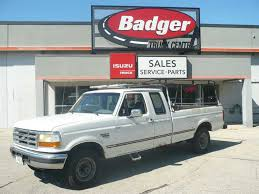 100 Used F250 Trucks For Sale PreOwned 1997 D Pickup Near Milwaukee 64531 Badger