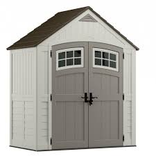 Rubbermaid Slide Lid Shed Instructions by Exterior Awesome Rubbermaid Sheds For Your Outdoor Backyard Ideas