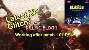 Killing Floor Patriarch Trophy by Patched As Of 1 10 On Ps4 Easy Fast Xp Hell On Earth Trophy