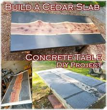 best 20 concrete table ideas on pinterest u2014no signup required