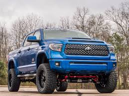 Lifted Toyota Tundra Trucks | Custom 4x4 Toyota Trundras | Rocky ...