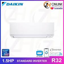 wifi daikin r32 1 5hp inverter ftkf35av1mf standard inverter ftkf series ftkf35a rkf35a 3wmy lf smart wm 1 5