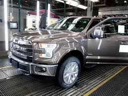 Ford Will Resume Production Of F-150 On Friday - CNN Video Michigan Supplier Fire Idles 4000 At Ford Truck Plant In Dearborn Tops Resurgent Us Car Industry 2013 Sales Results Show The Could Reopen Two Plants Next Friday F150 Chassis Go Through Assembly Fords Video Inside Resigned To See How The 2015 F Announces Plan To Cut Production Save Costs Photos And Ripping Up History Truck Doors For Allnew Await Takes Costly Gamble On Launch Of Its Pickup Toledo Blade Plant Vision Sustainable Manufacturing Restarts Production
