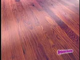 how to restore hardwood floors rejuvenate floor restorer youtube