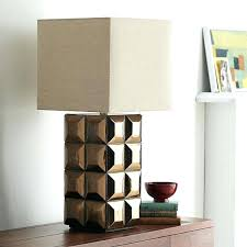 Living Room Lamps Walmart by Side Table Lamps Walmart View Gallery Tiled Lamp Bronze Finish For