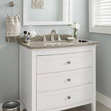 18 Inch Deep Bathroom Vanity by 18 Inch Vanity Easy 18inch W 1door Vanity In White With Modern